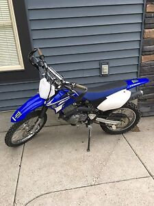 2008 Yamaha TTR 125L. Low hours.