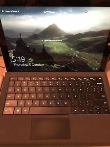 Surface Pro 3 64GB w Surface Pen and Surface Keyboard