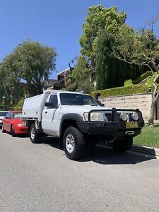 Nissan patrol GU