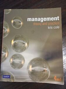 Management Theory and Practice Underwood Logan Area Preview