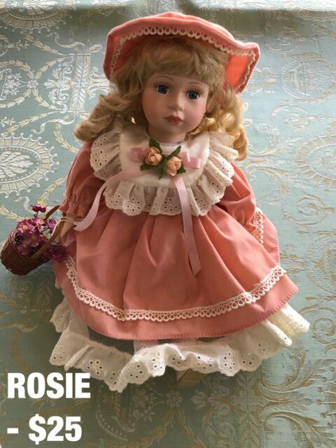 Various Porcelain Dolls (Part 2) | Collectables | Gumtree