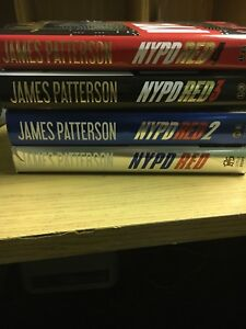 James Patterson Novels