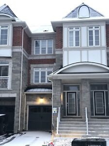 New 3 bedroom house available for rent in Vaughan