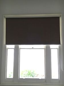 Roller Blinds in Various sizes - Good Condition Albert Park Port Phillip Preview
