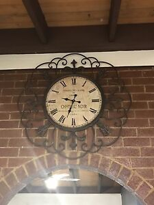 Cast iron clock Banyo Brisbane North East Preview