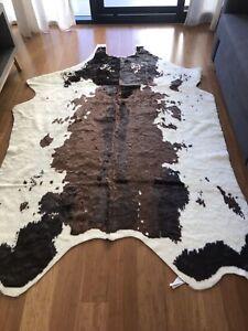 Faux Cowhide Rug Rugs Carpets Gumtree Australia Perth