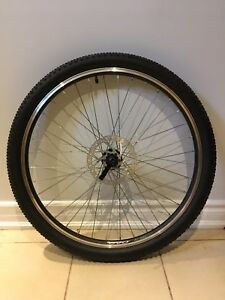 "NEW 27.5"" Front Wheel"