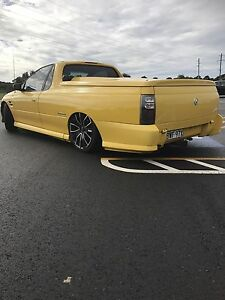 2006 Holden Commodore VZ SS Thunder 6L V8 Manual Ute Campbelltown Campbelltown Area Preview