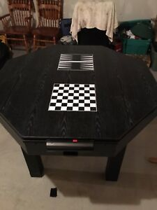 Air hockey/ poker table