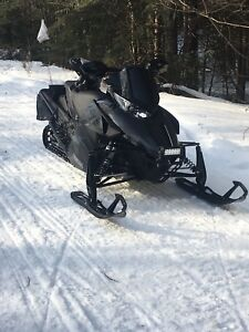 2016 Arctic Cat ZR 8000 snow pro limited edition