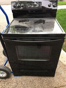 Kenmore Glass Top Oven & Range