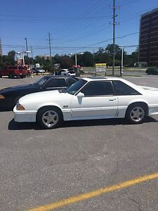 1989 mustang GT 5.0