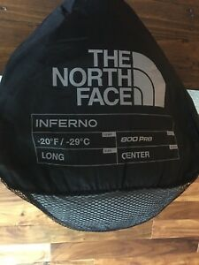 The North Face Inferno -29C Sleeping Bag Long