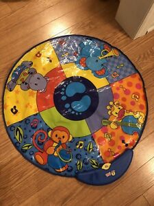 Jolly Jumper Musical Mat - Baby Toy