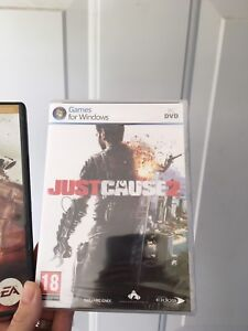 Just Cause 2 for the PC