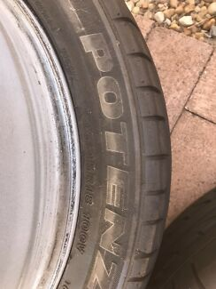 VE caprice rims and tyres