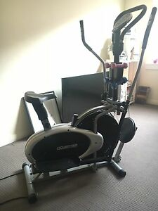 Powertrain Stationary Bike Free Weights Elliptical trainer Rose Bay Eastern Suburbs Preview