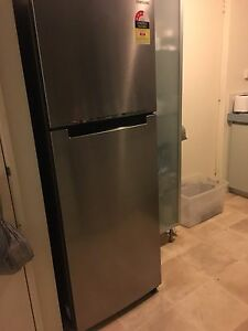 Samsung 341L Upright Fridge/Freezer Beeliar Cockburn Area Preview