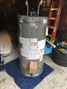 Brand new Propane / Natural gas water heater