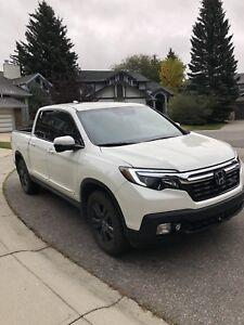 2018 Ridgeline Sport Private sale (11,500kms) 9m old no tax!