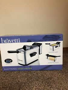 Brand new  Electronic Deep Fryer