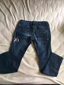 Gstar jeans size 31 Hebersham Blacktown Area Preview