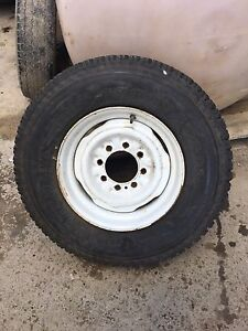 Rv tire 8.75R16.5