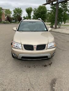 2008 Pontiac Torrent FWD - Mint Condition