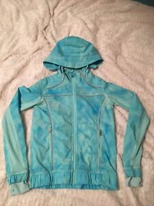 Ivivva jacket  Sz 8 Girls