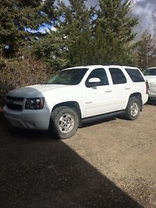 2014 Chevy Tahoe for sal