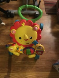 Fisher price walking toy