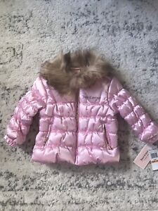 BNWT Juicy Couture Baby Girl Jacket