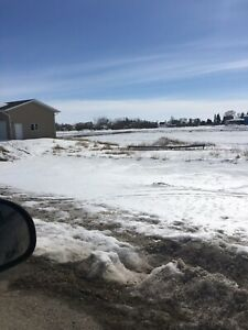 2 large residential lots for sale Arcola, Sk