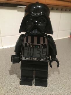 Star Wars LEGO alarm clock