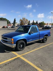 1997 Chevy Single Cab