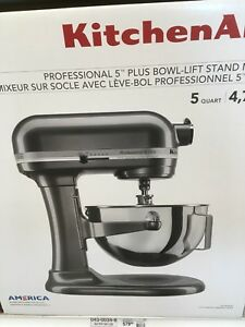 Kitchen aid professional 5
