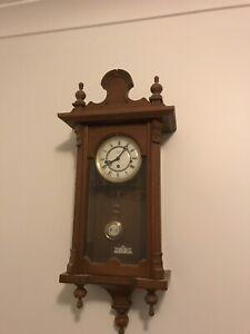 Adina wall Hanging Chiming Pendulum Clock