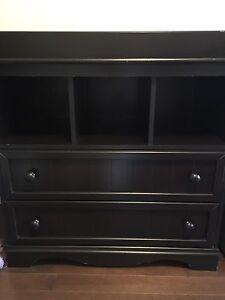 Table à langer et décoration chambre
