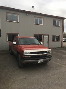 2002 1500 chev for sale