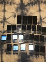 Selling Excellent Condition Unlocked BB Classics & More