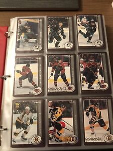 Lot cartes Hockey