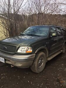 2000 Ford Expedition (Eddie Bauer edition)
