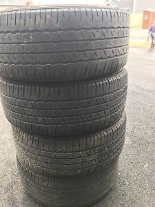 "Low profile 18"" tires for sale (Yokohama)"