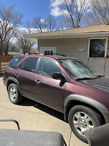 2001 Acura MDX first with 1000 cash takes it
