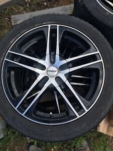 Sporty 17'' Rims - Low Profile