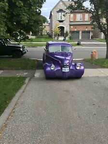 1940 Chevy hot rod