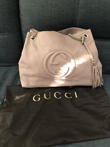 b069437a1 Gucci Soho Large Chain-strap Leather Tote | Bags | Gumtree Australia ...