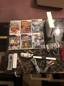 Wii System With Games Etc