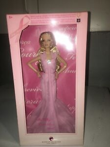 Breast Cancer Barbie