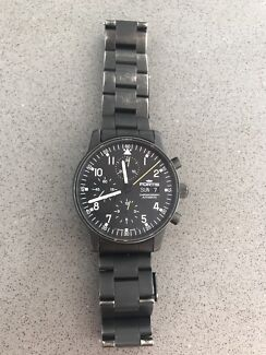 Fortis Chronograph Automatic Professional Space Watch